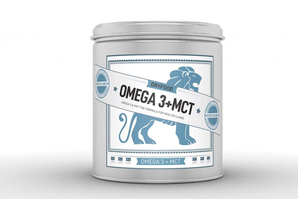 Perfekter Keto-Kaffee mit Omega-3 MCT