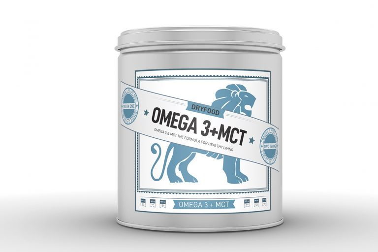 Omega 3 MCT