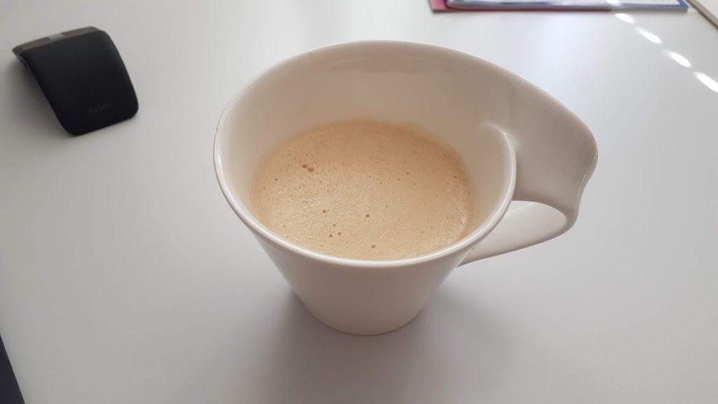 Kugelsicherer Kaffee mit Omega3 MCT-Öl