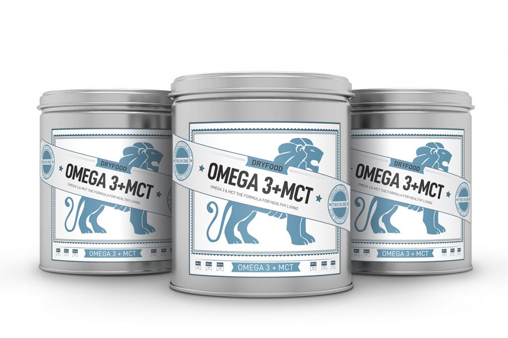 Omega3 MCT Shop Supplement